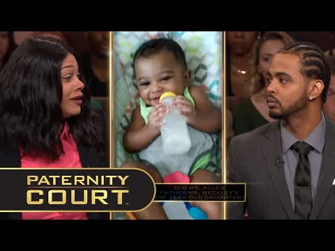Woman Denied DNA Test Twice Before Coming To Court (Full Episode) | Paternity Court