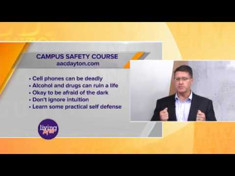5 CAMPUS SAFETY TIPS FOR COLLEGE FRESHMAN | SAFETY EXPERT MATT PASQUINILLI