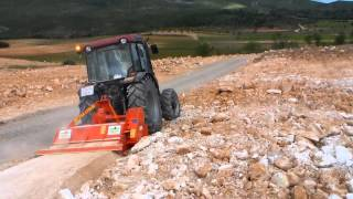 Trituradora de piedras Rinaldi T75A-1750