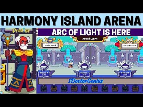 HARMONY ISLAND ARENA