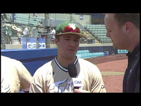 Tribe Baseball Post Game Interview: CAA First Round vs. Elon