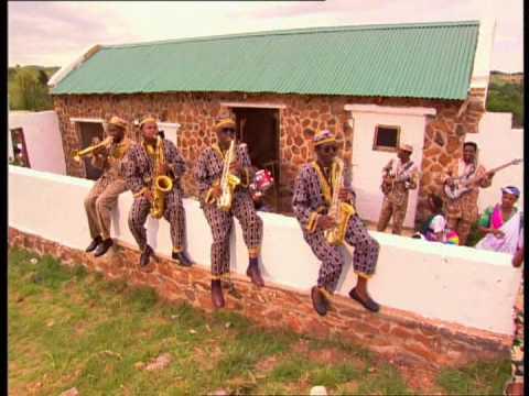 African Jazz Pioneers Mantonoro