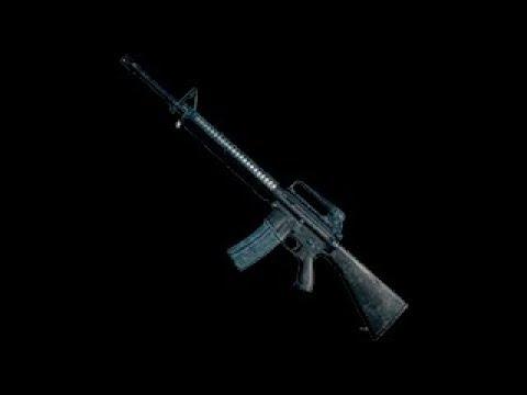 Cách Sấy M16a4 chuẩn
