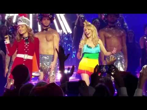 Kylie Minogue & Katherine Jenkins - Your Disco Needs You  - Royal Albert Hall 2016