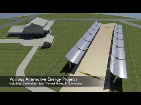 UL Solar Thermal Project Update 2012