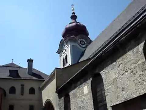 Maria Abbey - Sound of Music - Salzburg, Austria