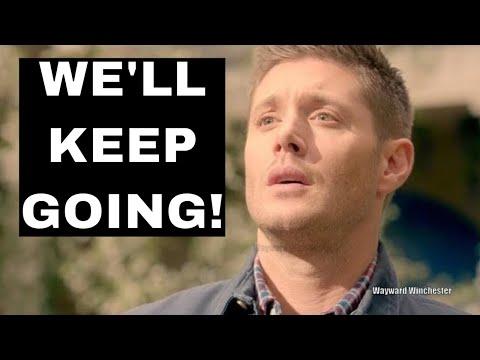 'We'll keep going' J2 BACKTRACK On Supernatural Ending At 300 Episodes!
