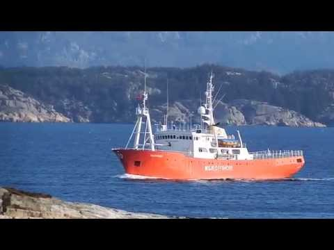 """Polarfront"" - Misje Offshore - Øygarden - Norway - Hjeltefjorden 13.03.15"