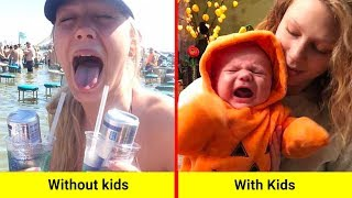 "Brutally Honest ""Before And After Kids"" Memes That Are Actually Hilarious"