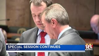 Pension Special Session - Tuesday, Dec. 18, 2018 - 5 p.m. thumbnail