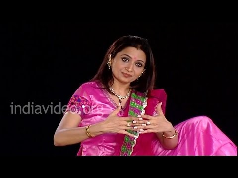 Learn Kathak with Pali Chandra, Hindi 017, Thumari