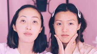 Zombie Face Masks + Q&A w/ Weylie   Chriselle Lim