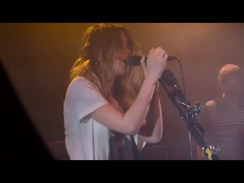 Wolf Alice - Giant Peach live Arts Club, Liverpool 09-03-16