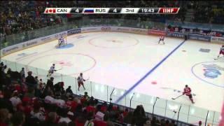 WJC 2013  Bronze Medal Game Russia vs Canada