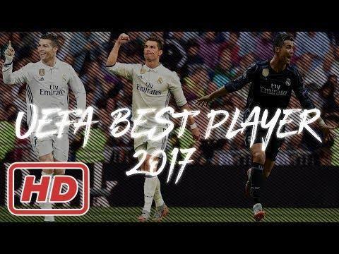 Cristiano Ronaldo - UEFA Best Player in Europe 2017 | Amazing Goals Show[ Johanna Wagner ]