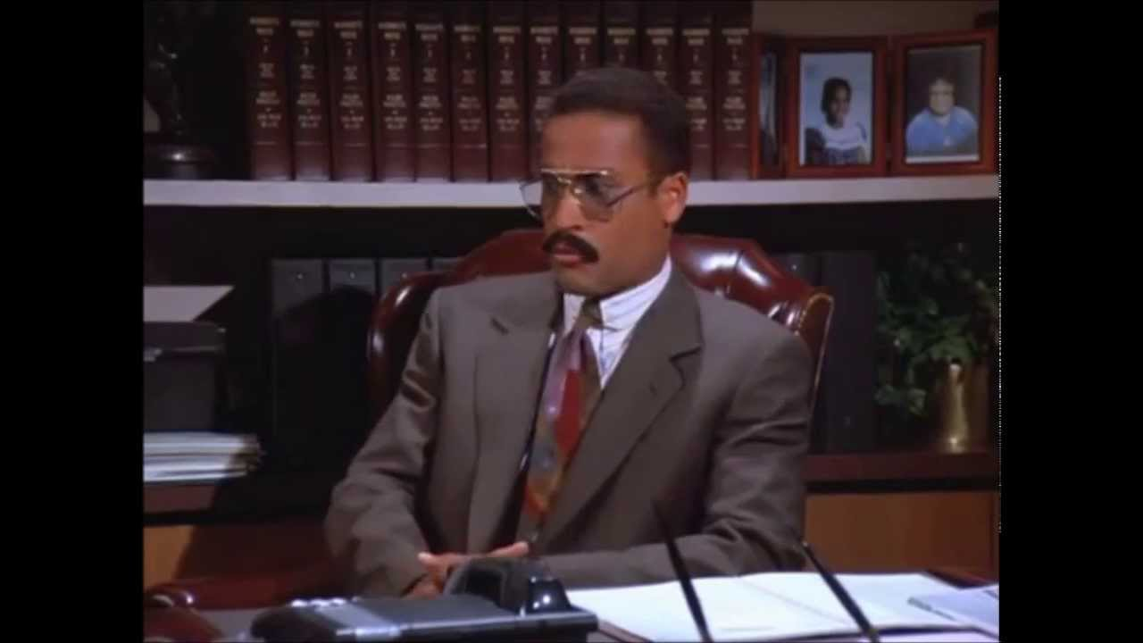 Seinfeld Quotes It's Outrageous Egregious Preposterous  Youtube