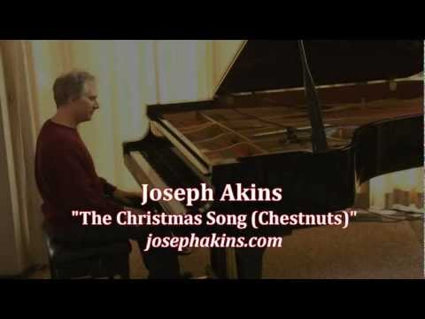 The Christmas Song (Chestnuts Roasting On An Open Fire) - Solo Piano Cover by Joseph Akins
