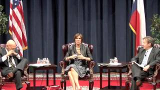 Kay and Britt Rice Lecture Series featuring James Carville and Mary Matalin