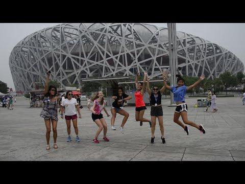 Punahou Seniors Travel to China (Punavision - September 2014)