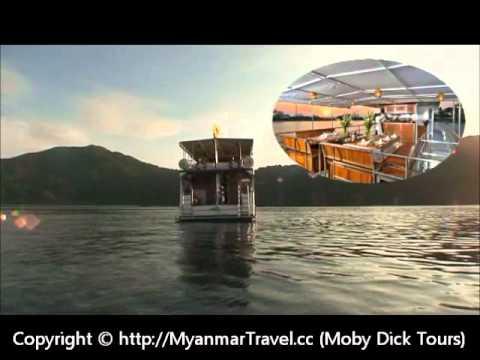 Mergui Archipelago Myanmar Travel