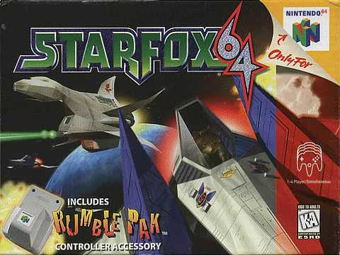 Star Fox 64 Soundtrack - Select Screen