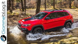 2019 Jeep Cherokee FIRST LOOK - INTERIOR - EXTERIOR