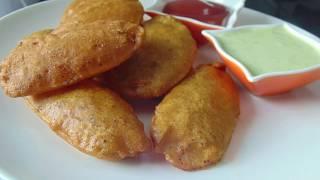Aloo Pakora Recipe | Crispy and Spicy Pakora | Tea Time Snack
