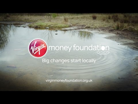 Virgin Money Foundation 'What do you see?'