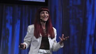 Futurist Shara Evans at Submarine Networks World 2018 |  Connected Users and the World of Tomorrow