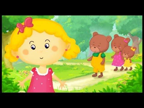 histoire-pour-enfants-:-boucle-d'or-et-les-3-ours