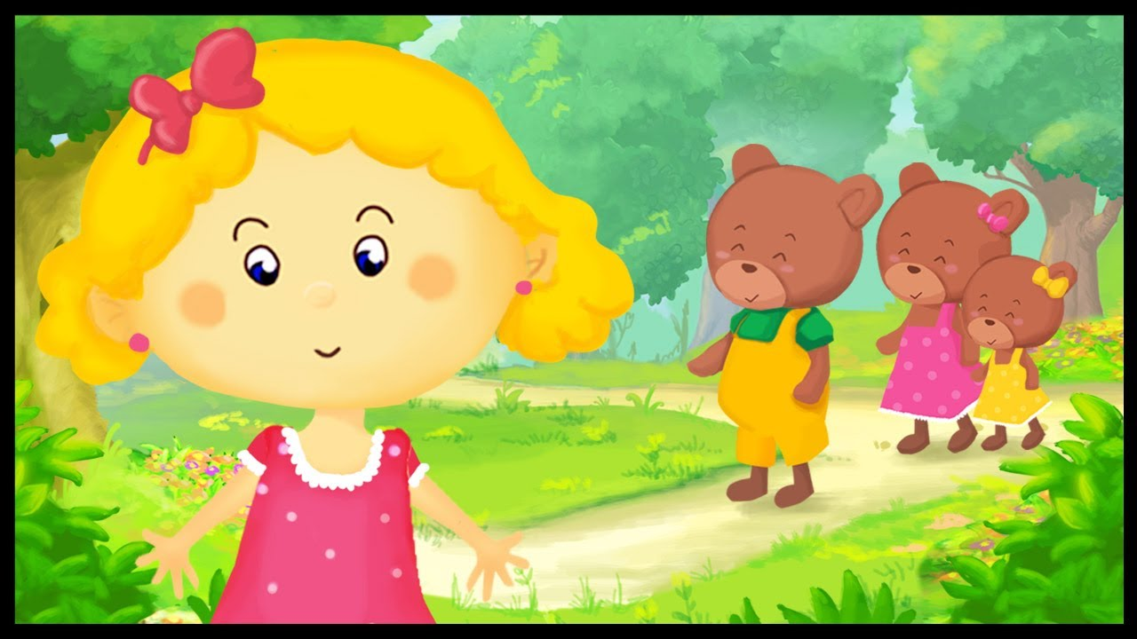 Histoire pour enfants : Boucle d'or et les 3 ours