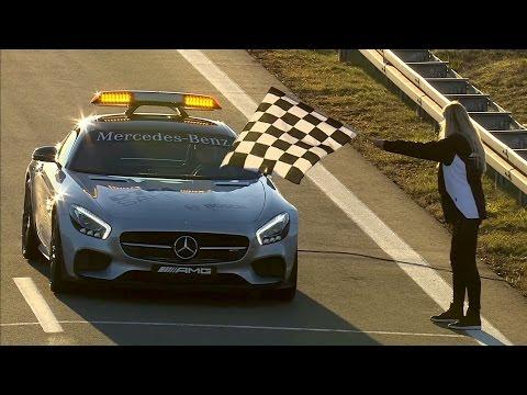 Mercedes-Benz Motorsport meets Sindelfingen - 2016 racing season celebrations (Deutsch/German)