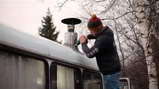 КАВЗ 397652 АВТОДОМ отопление в автодоме