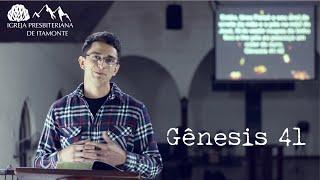 Palavra em Gênesis 41   Marcus Camargo