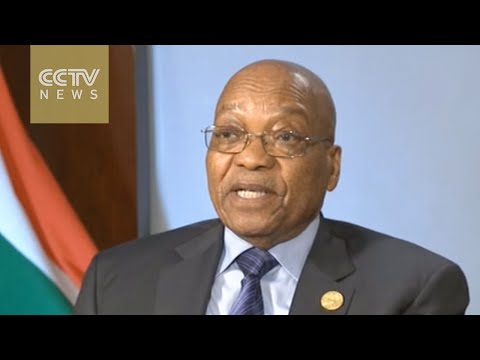 Interview: South African President Jacob Zuma discusses Africa
