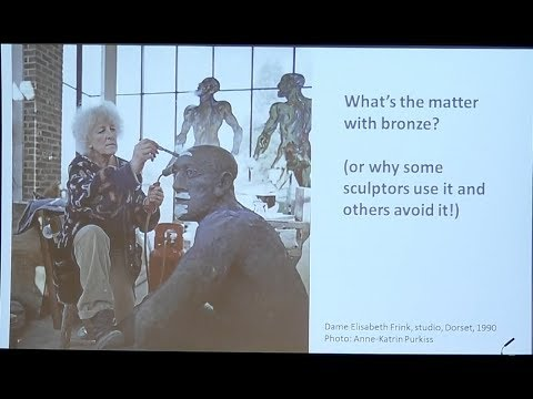 Dr Victoria Avery AFTERLIFE: A Symposium on the Life and Work of DAME ELISABETH FRINK