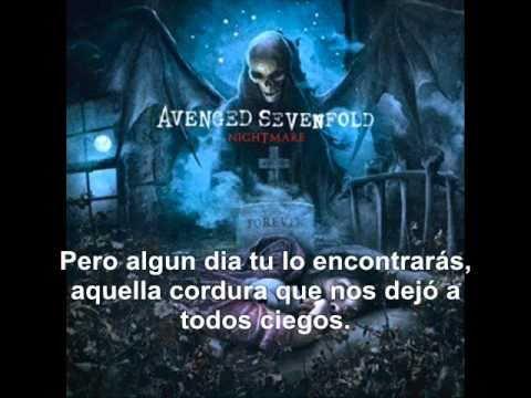 avenged sevenfold save me (subutitulado al español)