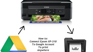 How to: Connect Epson WiFi printer to Google account (Using Chromebook)