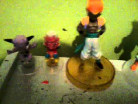 figuras de dragon ball z Videos De Viajes