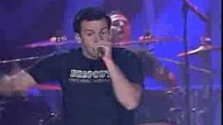 Simple Plan- god must hate me live