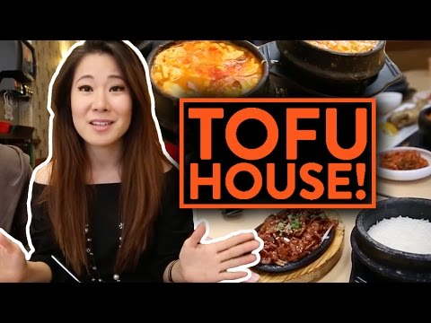 KOREAN TOFU SOUP SOONDUBU - Fung Bros Food