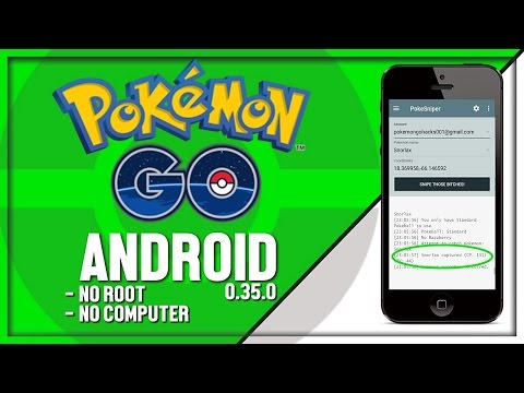 How to Hack Pokemon Go Android 0.35.0 No Root Hacks!