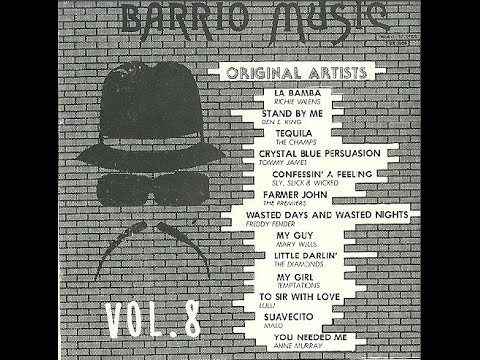 Barrio Music Vol. 8
