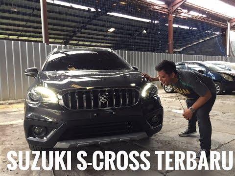 Bocor, Ini Dia Wujud Suzuki S-Cross Terbaru