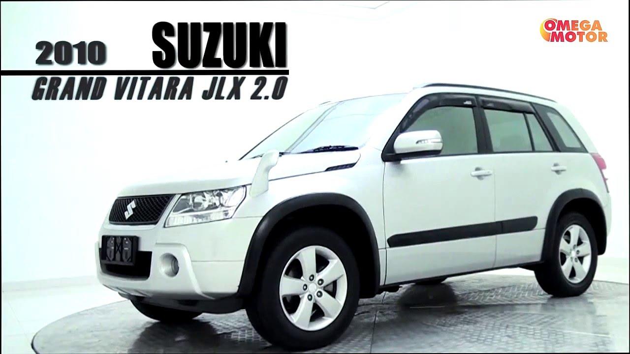 Suzuki Grand Vitara Bekas Dijual