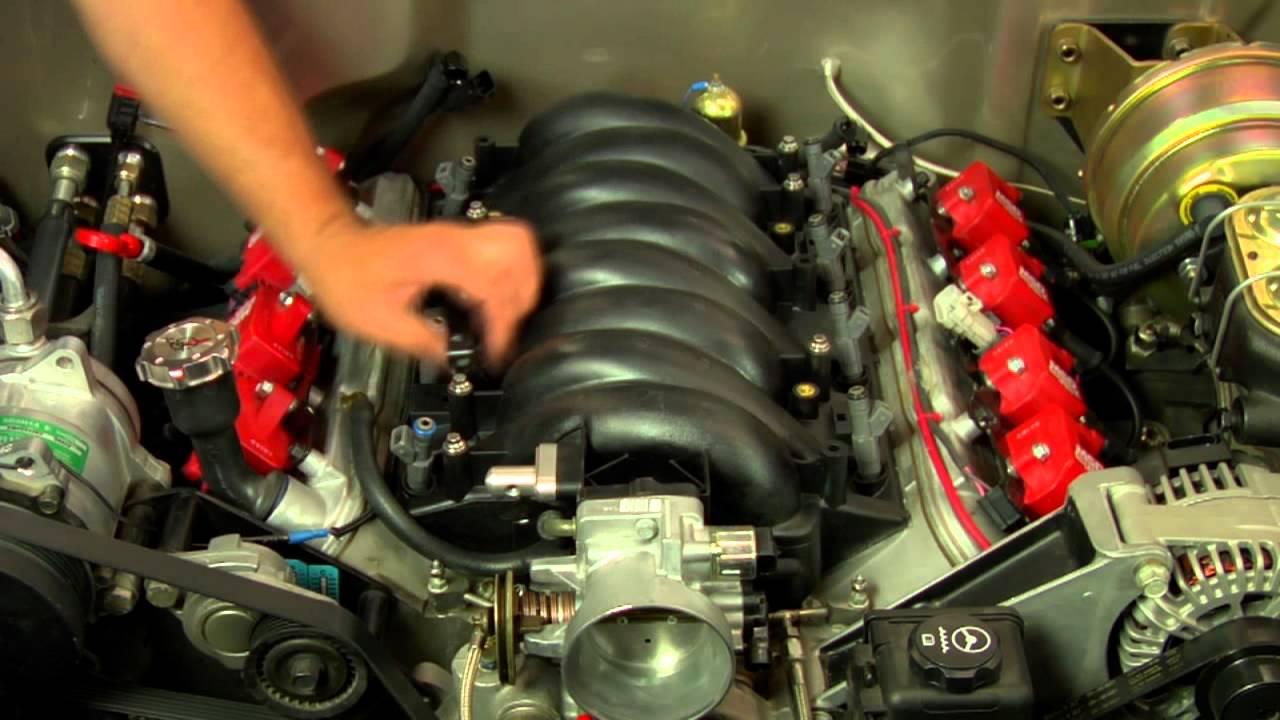 5 Wire Motor Diagram Atomic Efi Ls Installation Youtube