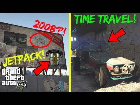 These GTA 5 EASTER EGGS CHANGE EVERYTHING You Knew About GTA V