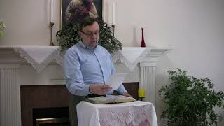 Pernell Harrison, COVID-19: From Fear to Faith - Virtual