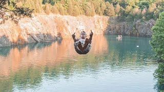 CRAZIEST CLIFF JUMPING TRIP EVER  |  East X West 2018