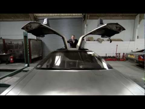 Britain's Greatest Machines with Chris Barrie - 1980's - DeLorean and Sinclair C5
